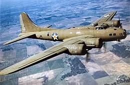 Un B 17.