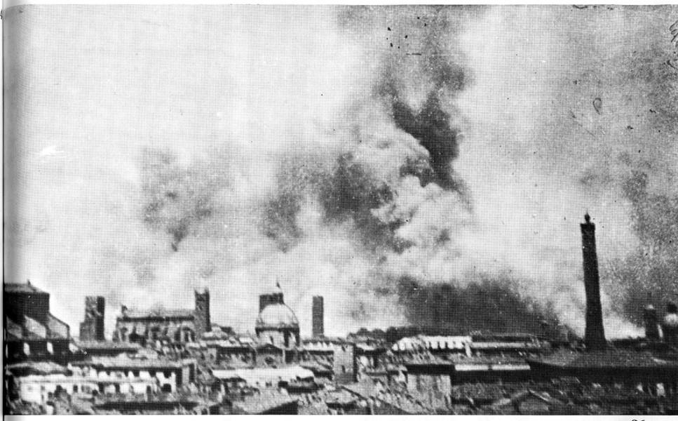 Bombardamento di Bologna.