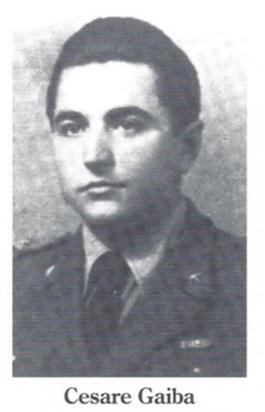 Cesare Gaiba.