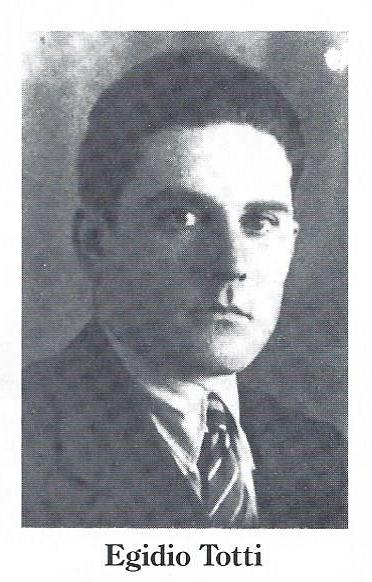 Egidio Totti.