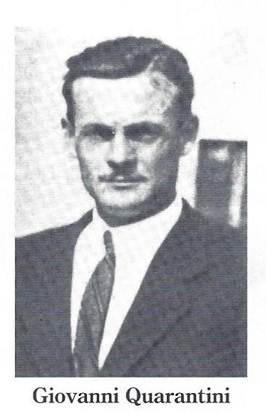 Giovanni Quarantini.