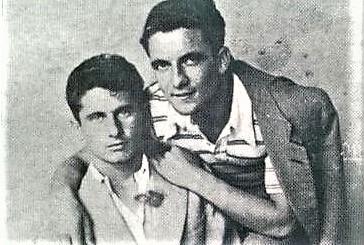 """Dante Drusiani """"Tempesta"""" e Vincenzo Toffano """"Terremoto""""."""
