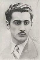 Romagnoli Giancarlo, in un'altra immagine conservata nel fondo fotografico ANPI presso l'Istituto Parri di Bologna.