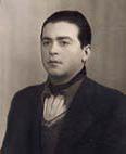 Nino Bordini a 18 anni