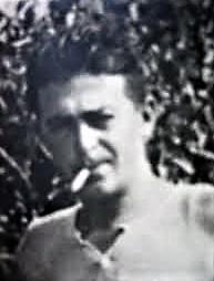 """Nino Bordini, """"Gnaf"""", in una delle ultime sue foto."""