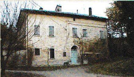La canonica di Cavina S. Pietro.