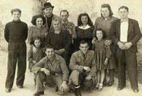 La famiglia Bordini