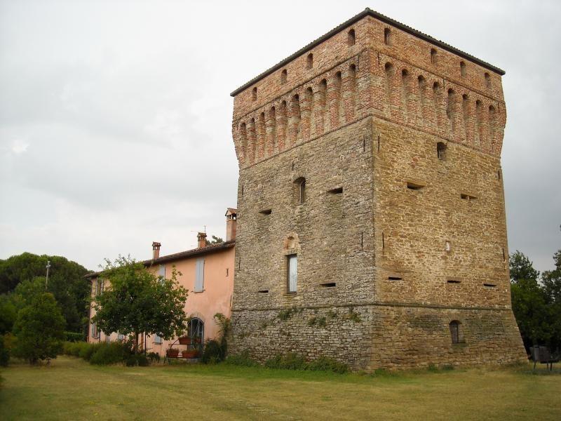 Torre dei pratesi-Santo Stefano in Zerfognano, Brisighella (RA)